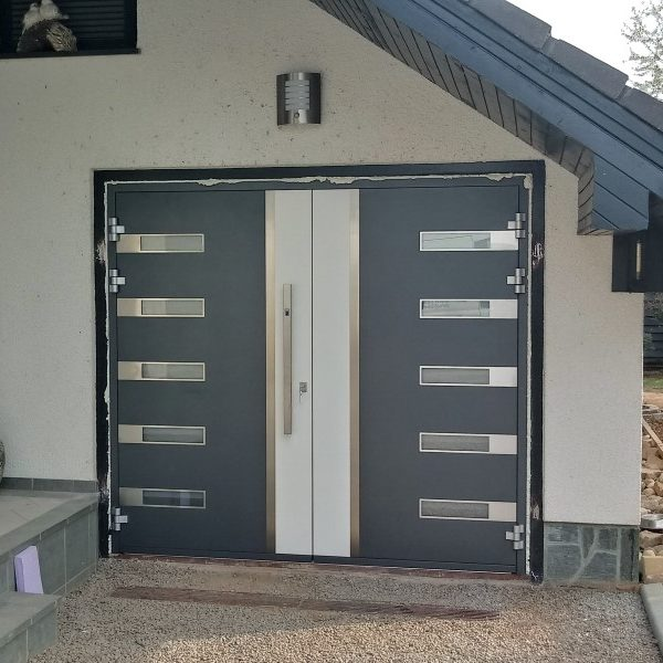 Dvokrilna vrata BKM